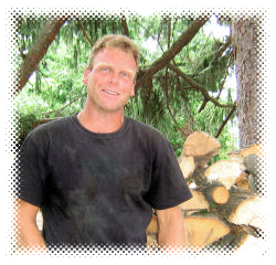 Photo of Rich Van Erem of the Wood Shop Tree Company in Newburgh NY